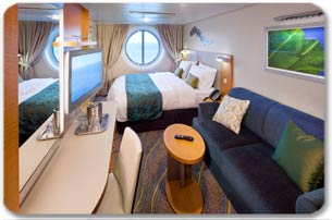 Allure of the Seas cabin 10500