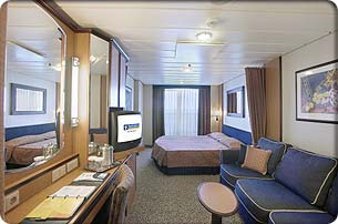 Brilliance of the Seas cabin 9000