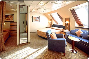 Brilliance of the Seas cabin 8000