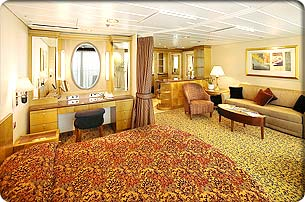 Brilliance of the Seas cabin 1600