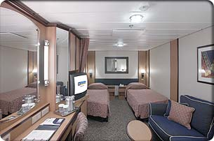 Brilliance of the Seas cabin 3645