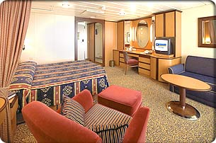 Brilliance of the Seas cabin 1100