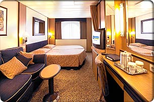 Brilliance of the Seas cabin 2000