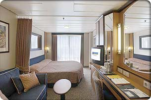 Brilliance of the Seas cabin 9658