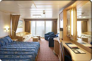 Enchantment of the Seas cabin 8672