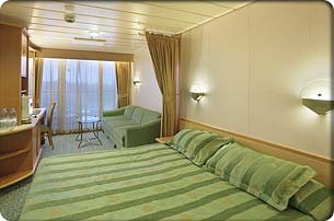Enchantment of the Seas cabin 7636