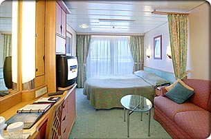 Explorer of the Seas cabin 6610
