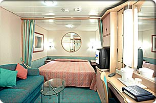 Explorer of the Seas cabin 8111