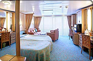 Explorer of the Seas cabin 7694