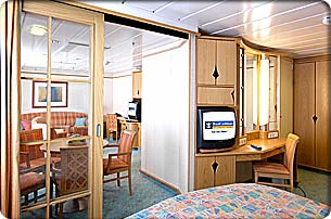 Explorer of the Seas cabin 9694