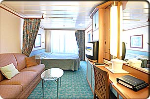 Explorer of the Seas cabin 9658