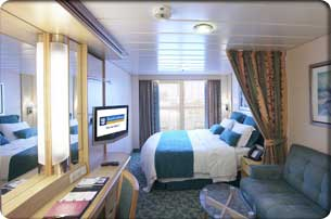 Freedom of the Seas cabin 8410