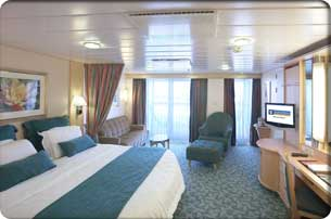 Freedom of the Seas cabin 1706