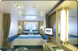Freedom of the Seas cabin 2678