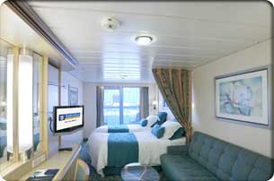 Freedom of the Seas cabin 8534