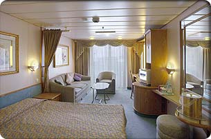 Grandeur of the Seas cabin 8588
