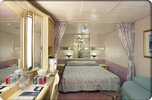 Grandeur of the Seas cabin 4745