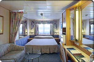 Grandeur of the Seas cabin 4002