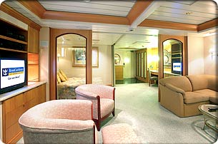 Grandeur of the Seas cabin 8000