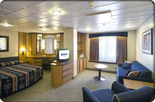 Jewel of the Seas cabin 8000