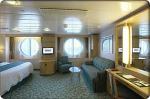 Liberty of the Seas cabin 8500
