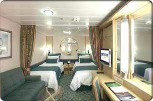 Liberty of the Seas cabin 1231