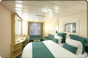 Liberty of the Seas cabin 8553