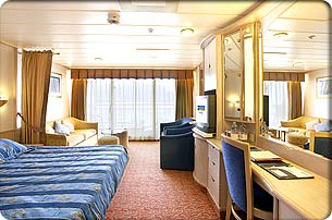 Legend of the Seas cabin 8584