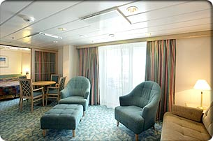 Mariner of the Seas cabin 8694