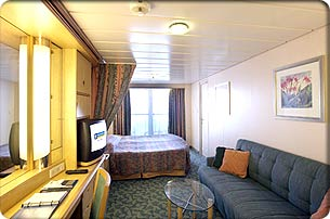 Mariner of the Seas cabin 1230