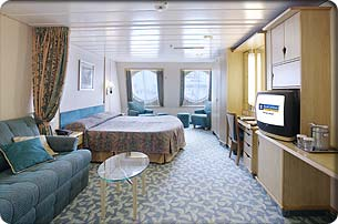 Mariner of the Seas cabin 9200