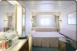 Majesty of the Seas cabin 2000
