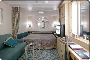 Navigator of the Seas cabin 3001