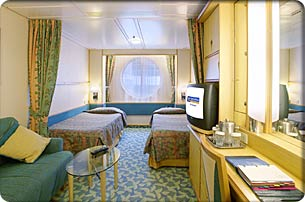 Navigator of the Seas cabin 2658