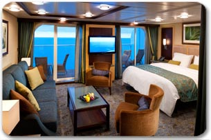 Oasis of the Seas cabin 6254