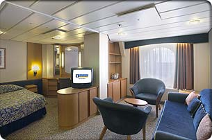 Radiance of the Seas cabin 8000