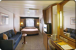 Radiance of the Seas cabin 4000