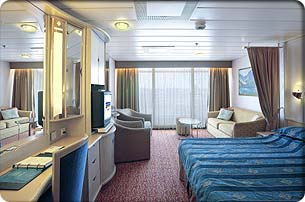 Rhapsody of the Seas cabin 8600