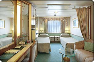 Rhapsody of the Seas cabin 4576