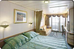 Rhapsody of the Seas cabin 7660