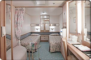 Splendour of the Seas cabin 3795