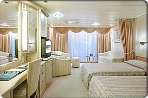 Splendour of the Seas cabin 8590