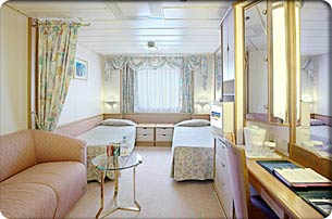 Splendour of the Seas cabin 3000