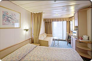 Splendour of the Seas cabin 6632