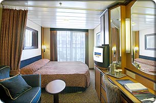 Serenade of the Seas cabin 9000