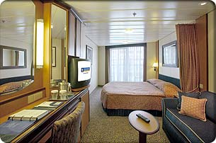 Serenade of the Seas cabin 8672