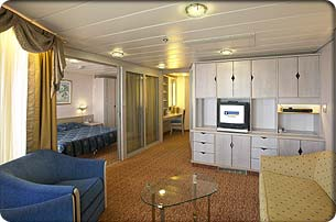 Vision of the Seas cabin 7602