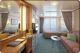 Voyager of the Seas cabin 1888