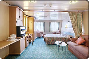 Voyager of the Seas cabin 9200