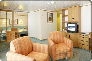 Voyager of the Seas cabin 8694
